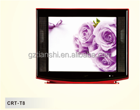 "21"" inch good-looking and high quality and cheap crt tv"