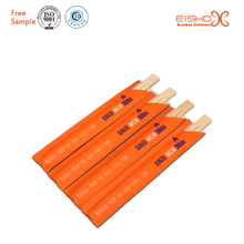 Grade A quality disposable bamboo twin chopsticks wholesale from factory direct