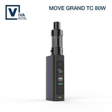 80w temperature control top filling system max vapor electronic smoking vapor cigarette