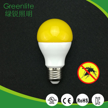 Factory Direct Sale 9w yellow mosquito led bulbs