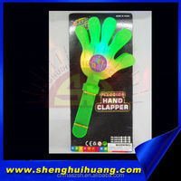 Fashion LED Flashing Hand Clappers With