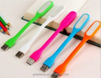 Universal Bendable Portable USB LED Mini Light Lamp Made in China