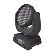 DJ pro 108pcs 3w rgbw led wash moving head disco club light