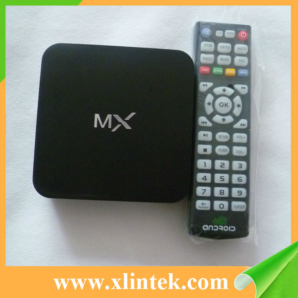Best Android TV Box with ARM Cotex-A9 1.6GHz CPU