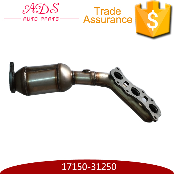 Guangzhou Auto Exhaust System Toyota Cars Exhaust Manifold OEM:17150-31250