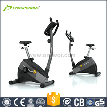 The OEM PROSPEROUS fitness equipment crane sports exercise bike max load 120kg small stationary bike bicycle workout machine