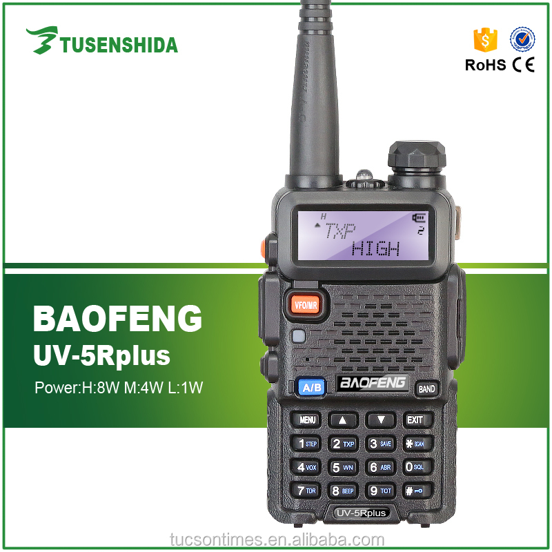 Professional Transceiver Baofeng UV-5R PLUS 10W Amateur Walkie Talkie Radio Wholesale