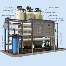 sea seawater osmosis filter water treatment machine / reverse osmosis system