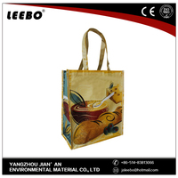 hot sale big recyled shopping plastic bag