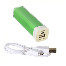 Security lipstick usb rechargable power bank with li polymer battery