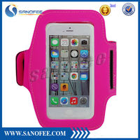2014 new product manufacturer running smartphone armband cell phone case for iphone6