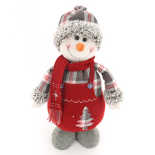 lovely holiday decorations christmas doll snowman