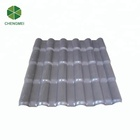 OEM china supplier synthetic resin plastic euro roof tile panel