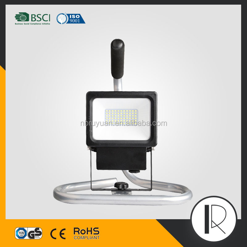 m071210 New model IP65 waterproof 20w portable led flood light