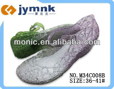 Women High Heel Net Sandals Pictures