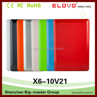 Most popular 10.1 inch VIA WM8850 1GB 8GB cheap colored laptops