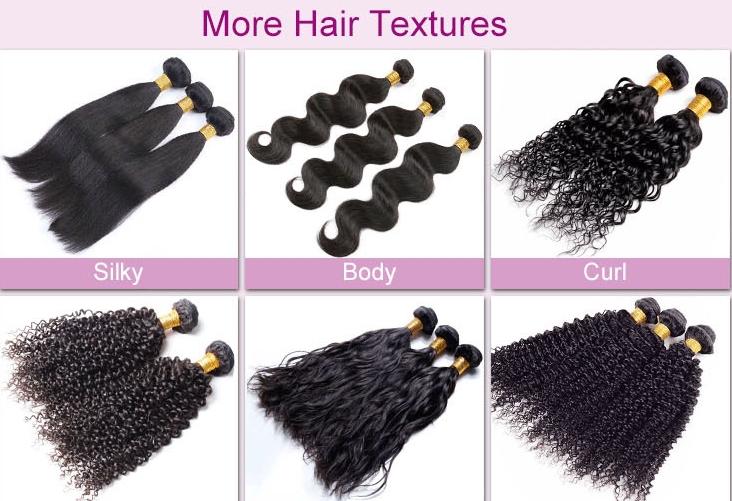 Golden Russian Human Hair Bulkgood Prices Bulk Hair For Wig Making