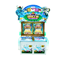 Hotest 19 Inch LCD High Quality Arcade Game Machine Animal House Lottery Kids