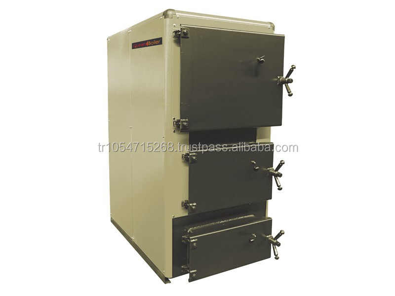 queen wood coal tubular boiler