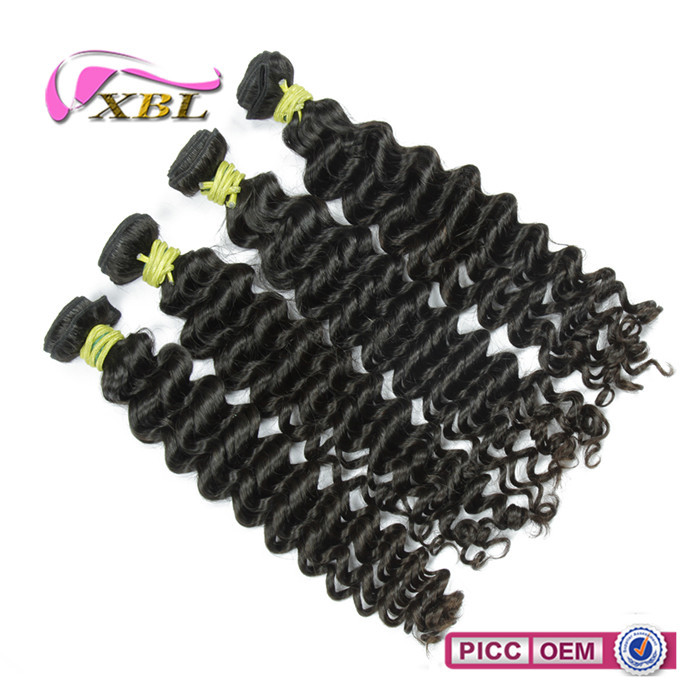 Top Selling Grade 8A 100% Unprocessed Double Drawn Human Hair Extension