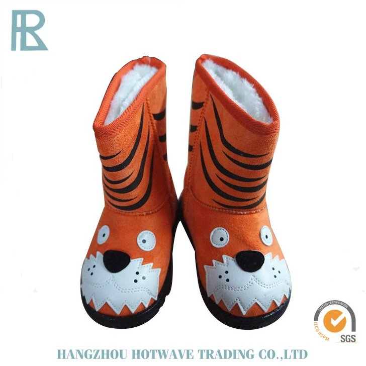 Custom High Quality winter wholesale Kids snow boots