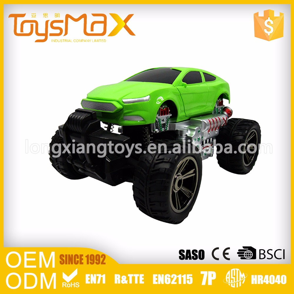 Upgraded Customize Rc Tin Toy Car With Battery