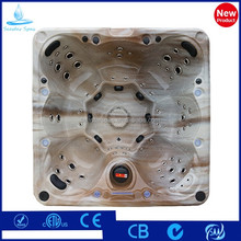 2140mm Big Size 7 Person Hot Sale Acrylic Balboa Hot Tub Spa