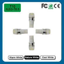 Nature White Dome T10 T8.5 LED Bulbs Interior Light with Frosted Lens