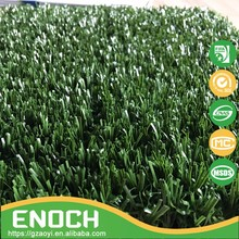 Non infill Dependable synthetic turf artificial grass made in china wuxi
