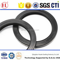 WPDR90x105x10 aowei J5P 6DL 4110 diesel engine nbr fkm viton rubber covered double lip crankshaft front oil seal for FAW