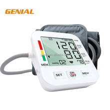 Portable Blood Pressure Monitor with CE ROHS ISO13485 certificate