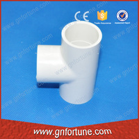 Wholesale electrical PVC conduit pipe tee fitting
