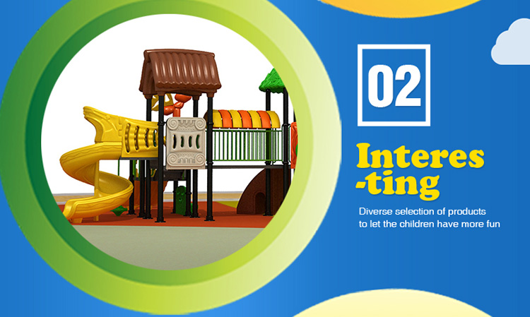 2017 children used outdoor playground equipment for sale