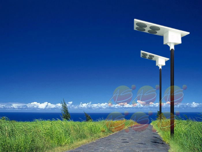 street light solar products outdoor integrated solar power street light