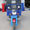 china 3 wheel motor tricycle/250cc motorized big wheel tricycle/triciclo electric