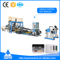 PET XJP105-1000 Single Screw Plastic Sheet Extruder
