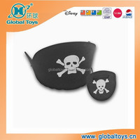 HQ7903 pirate eye patch with EN71 standard for promotion toy