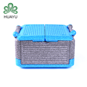 HUAYU Widely Used and foldable EPP Food Box for package