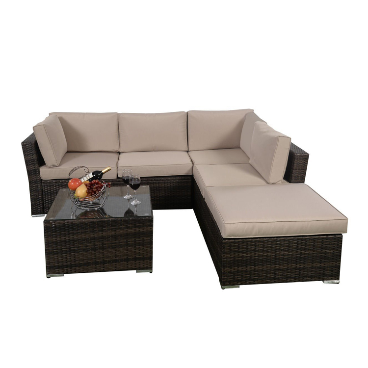 Custom Made Cheap Outdoor Patio Wicker Furniture