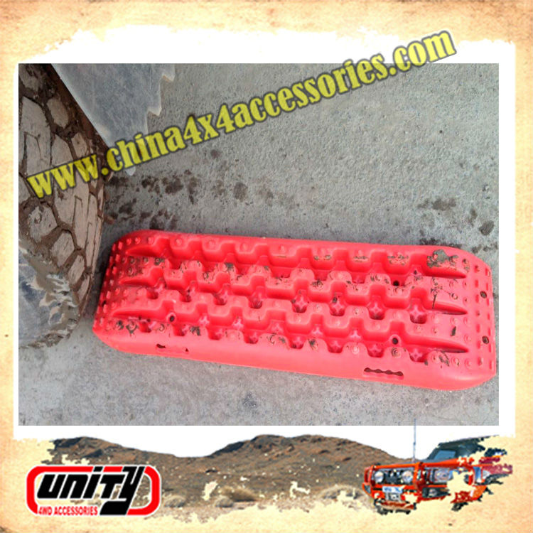 offroad accessory 4x4 sand ladder snow tracks for vehicles