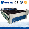 Acctek CO2 mdf co2 laser cutting machine/co2 flatbed laser cutting machine 6090/1390/1610/1325/1530