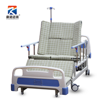 D01-FS Muliti Function Manual And Electric Home Care Nursing Hospital Bed With Potty Hole