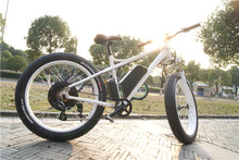 1000w 1500w big power fat tire electric bike/snow ebike/electric beach cruiser bicycle