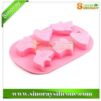 Factory Wholesale Silicone Cake Mold for Holloween