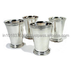 2014 Hot design gift low price metal wine glass gold and silver plated goblets , SILVER BRASS GOBLETS, Brass Champagne Goblets .