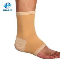 Spandex medical elasticated ankle support /ankle pads sock sleeve/anckle sleeve