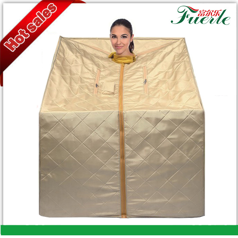 new 2017 products fuerle ir portable indoor spa ozone steam infrared carbon sauna