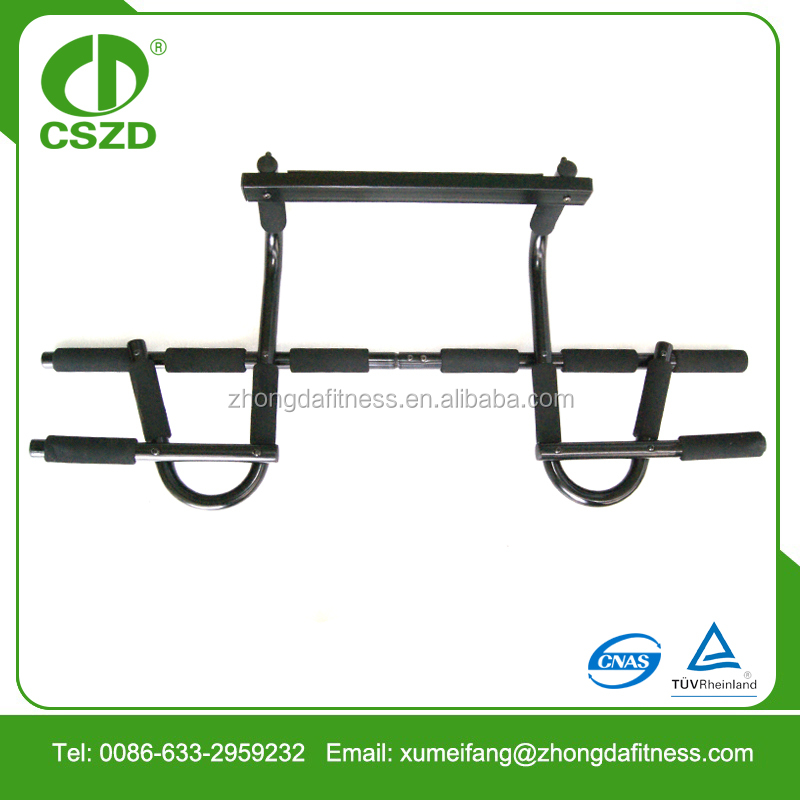 Crossfit gym equipment exercise fitness door bar for sale