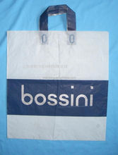 Designer High quality OEM/ODM soft hand plastic shopping bag