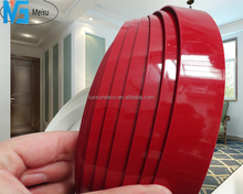 Chinese Factory High Gloss PVC Edge Banding Tape For Kitchen Cabinet
